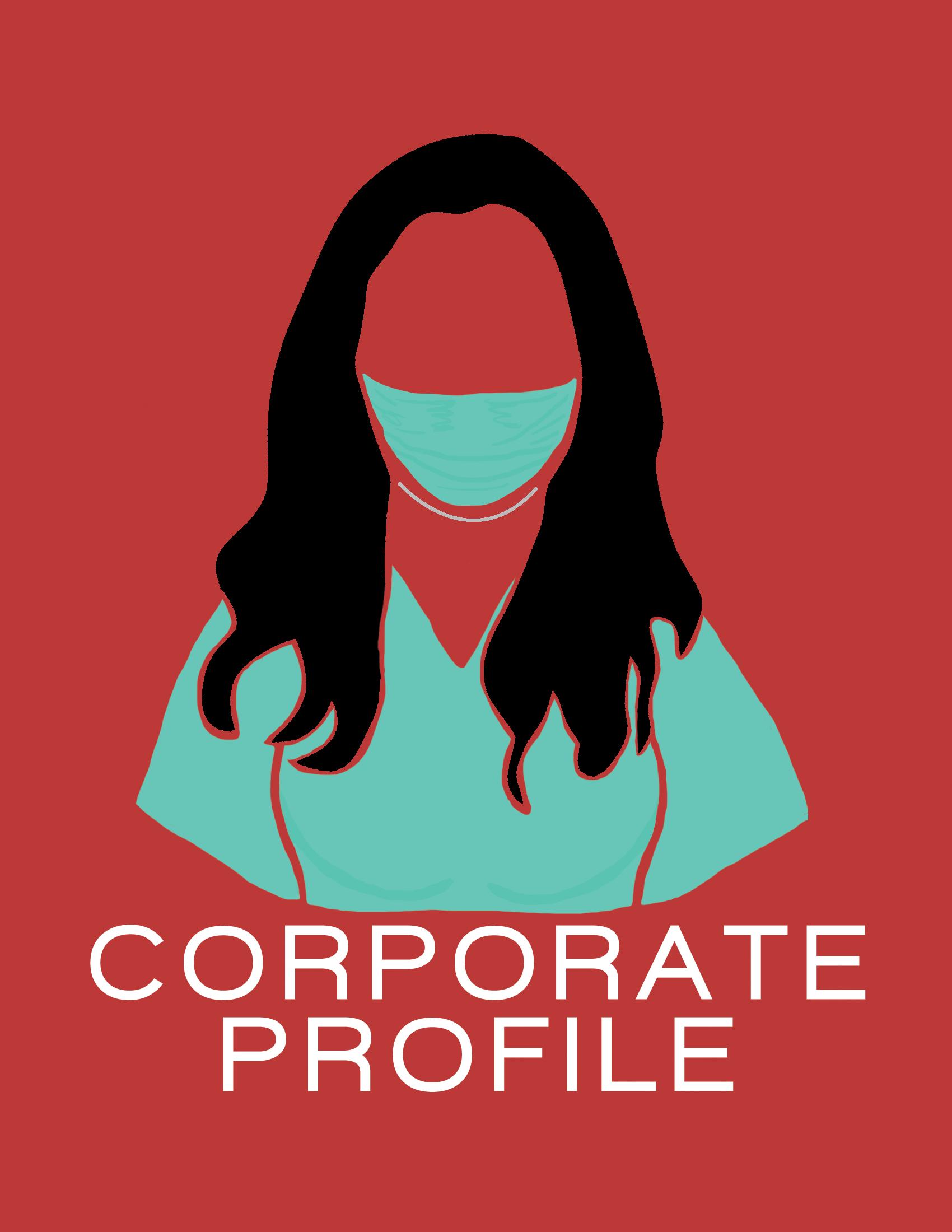 nurses agnes wong corporate profile title page